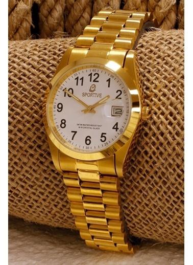 Sportive Saat Altın